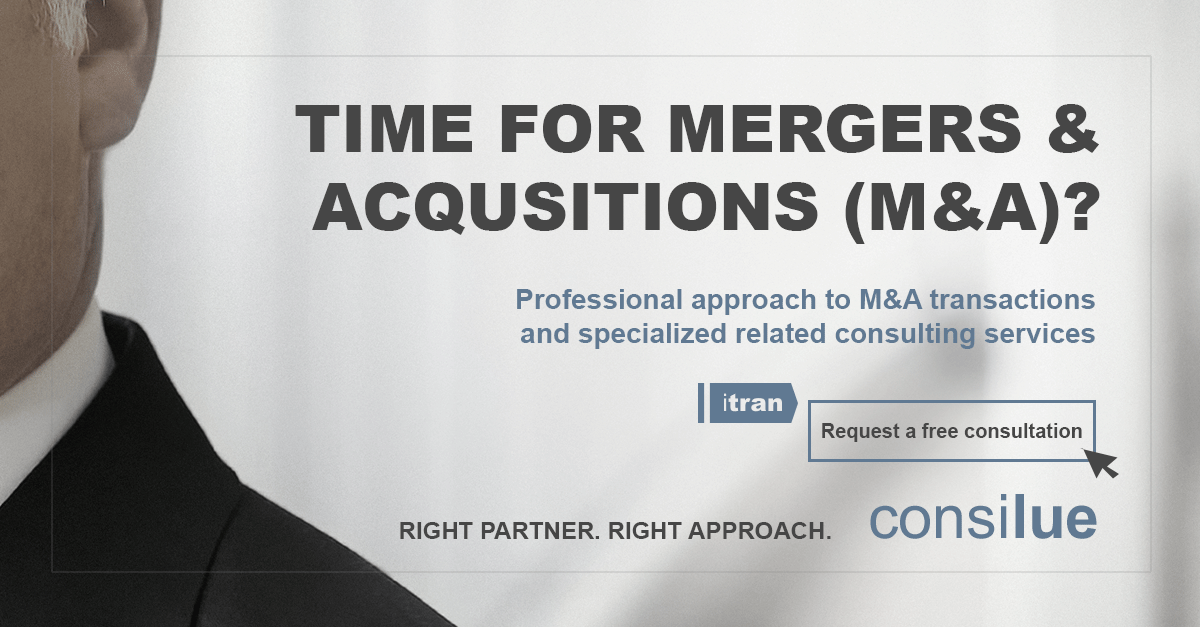 Mergers and acquisitions M&A deal