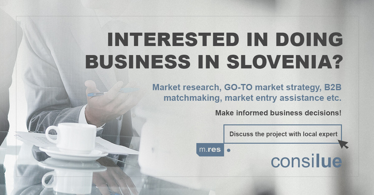 Doing business in Slovenia - Invest in Slovenia