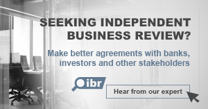 Independent business review - IBR