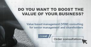 Value based management - VBM