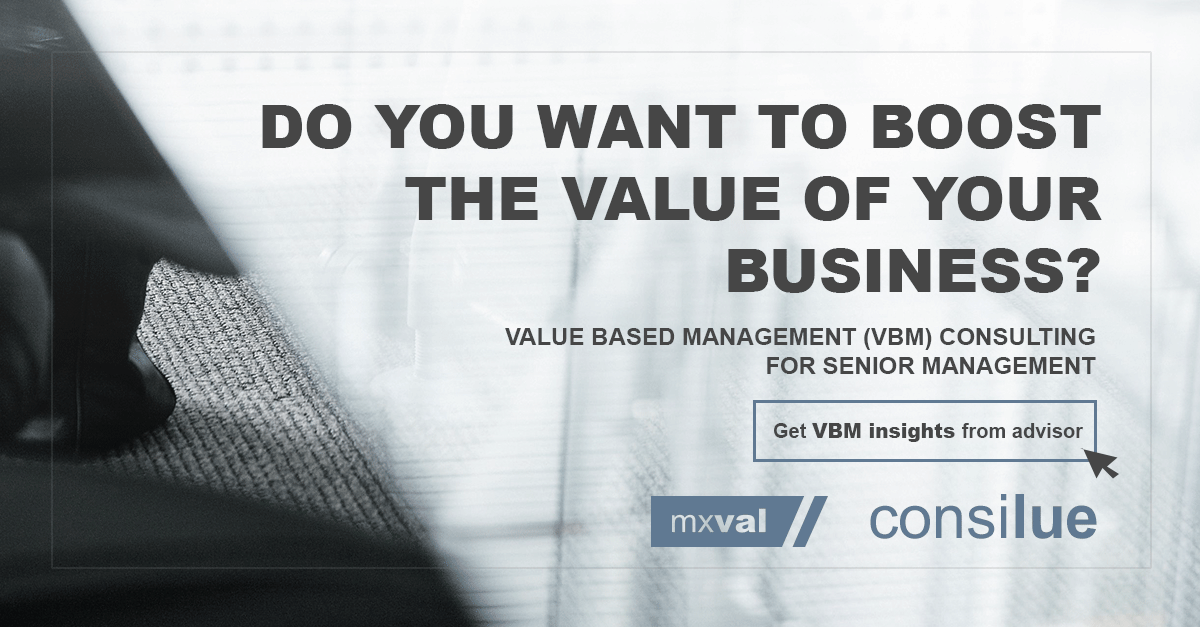 Value based management - VBM