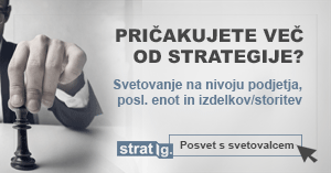 Strategija podjetja
